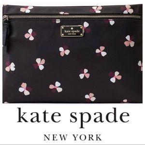 Kate Spade Wilson Road Dusk Buds Pouch